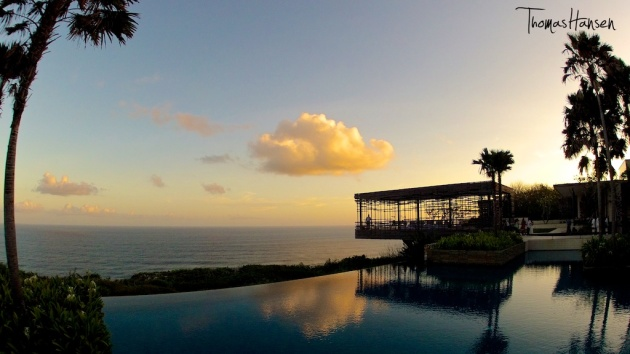 Alila Villas Uluwatu @ Sunset