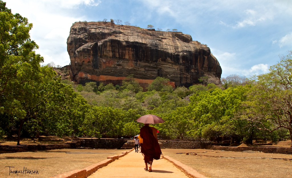 Sigiriya Sri Lanka  city images : ... Complete – Dodge The Hornets While Climbing Sigiriya Rock, Sri Lanka