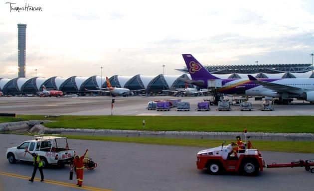 Suvarnabhumi Airport - Thailand