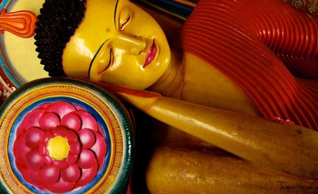 Buddha - Anuradhapura - Sri Lanka 2