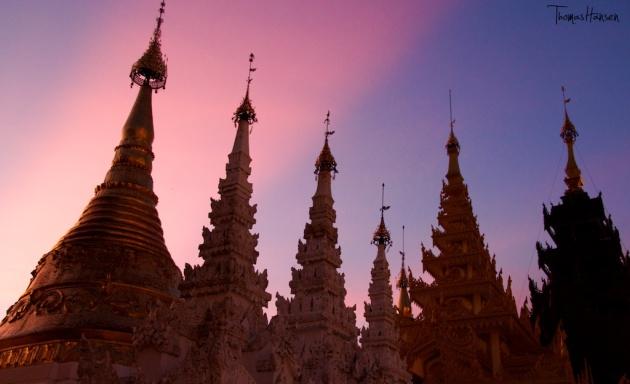 Shwedagon Pagoda - Yangon - Myanmar 10