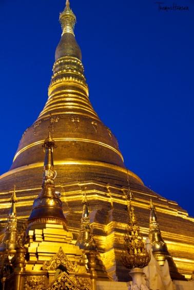 Shwedagon Pagoda - Yangon - Myanmar 11