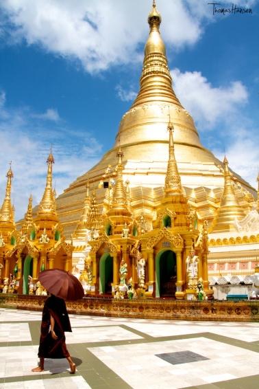 Shwedagon Pagoda - Yangon - Myanmar 2