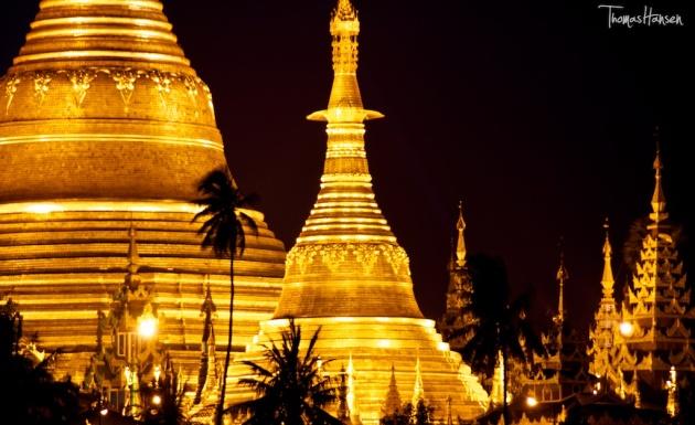 Shwedagon Pagoda - Yangon - Myanmar 4