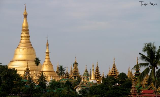 Shwedagon Pagoda - Yangon - Myanmar 5