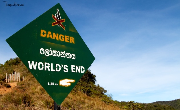 This Way To Worlds End - Sri Lanka