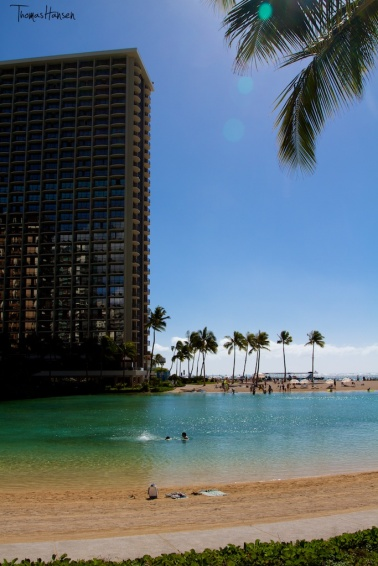 The Hilton Village Lagoon - Hawaii