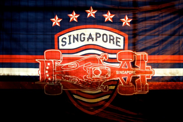 Singapore 2013 Formula 1 - 01