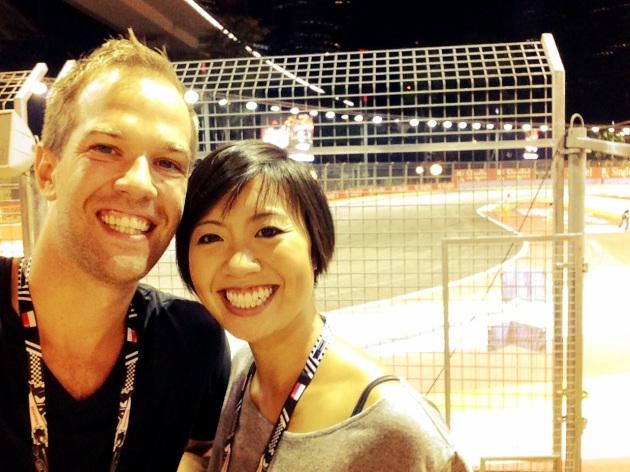 Singapore 2013 Formula 1 - 02