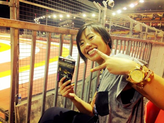 Singapore 2013 Formula 1 - 03