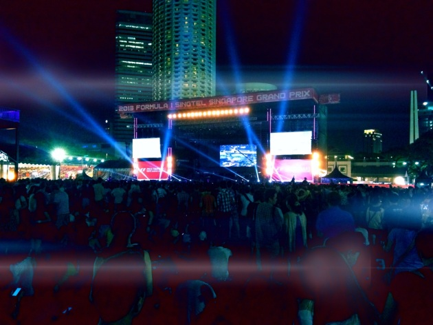 Singapore 2013 Formula 1 - 07