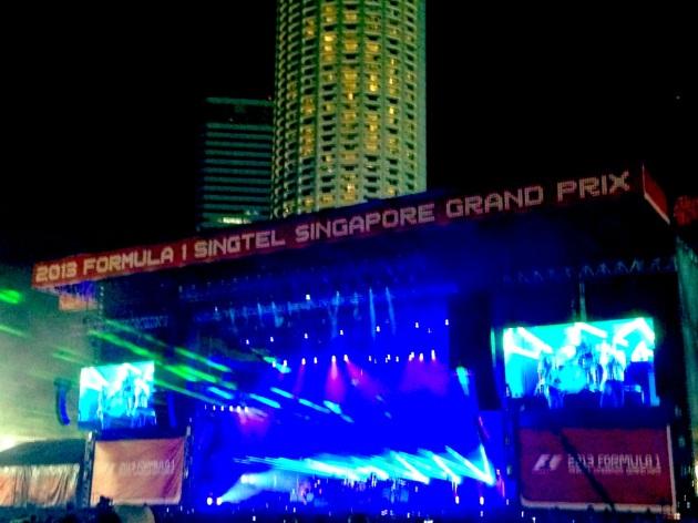 Singapore 2013 Formula 1 - 09