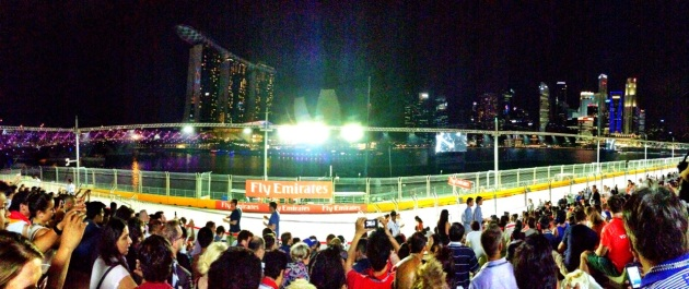 Singapore 2013 Formula 1 - 12