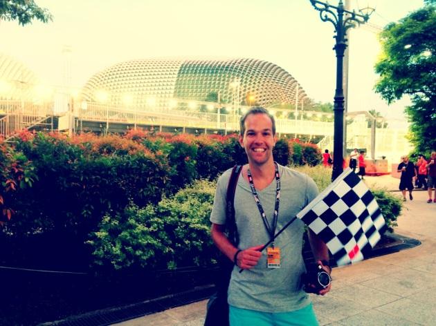 Singapore 2013 Formula 1 - 14