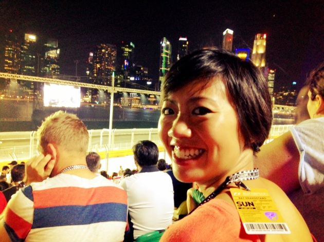 Singapore 2013 Formula 1 - 15