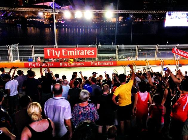 Singapore 2013 Formula 1 - 16