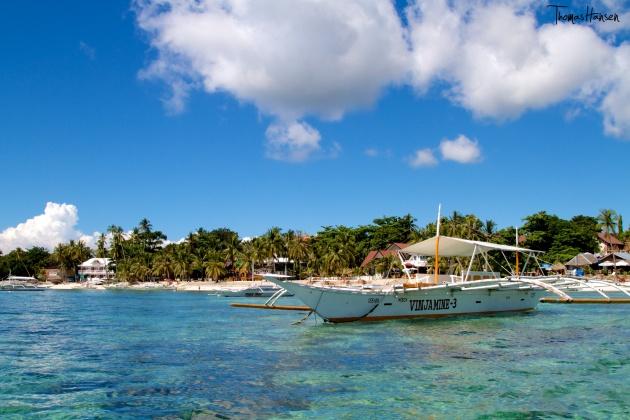 Alona Beach - Panglao Island Philippines 01