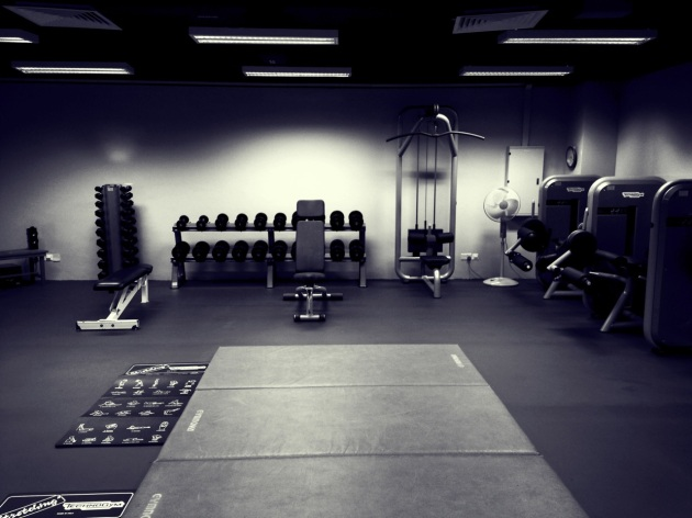 Our New FREE gym