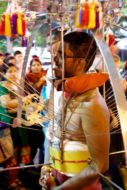 Thaipusam Hindu Festival Singapore 05