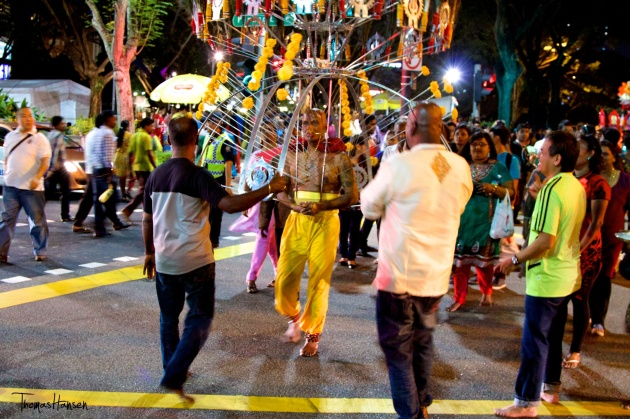 Thaipusam Hindu Festival Singapore 06