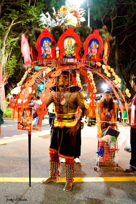 Thaipusam Hindu Festival Singapore 07