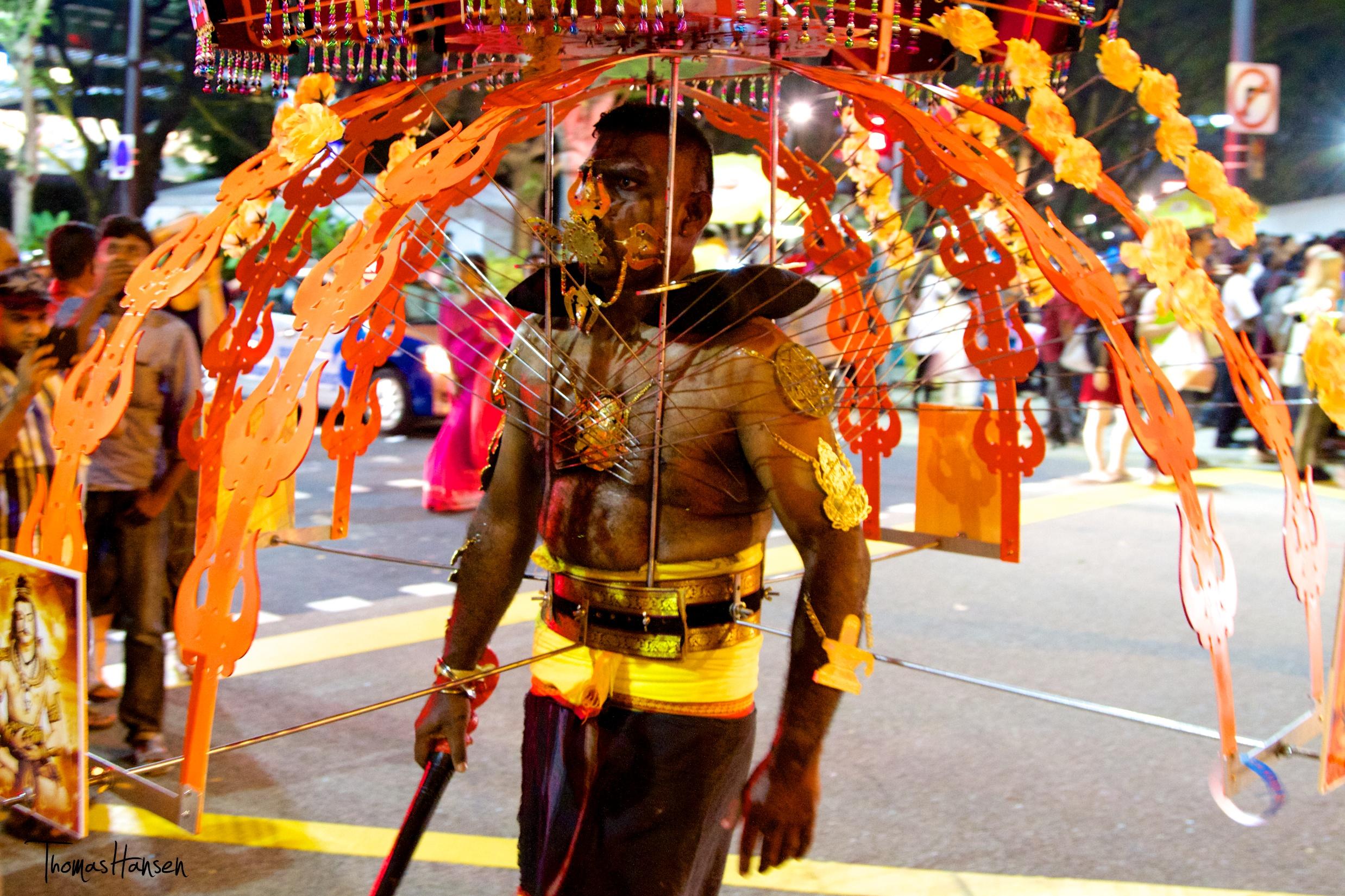 Thaipusam: A Hindu Festival in Singapore ~ 2014 | GATE20.com