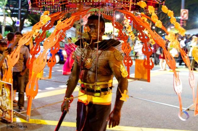 Thaipusam Hindu Festival Singapore 08