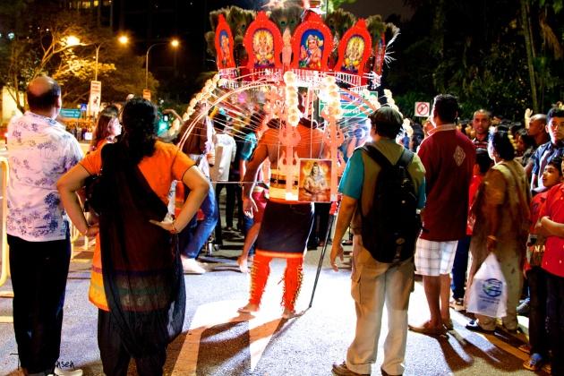 Thaipusam Hindu Festival Singapore 09