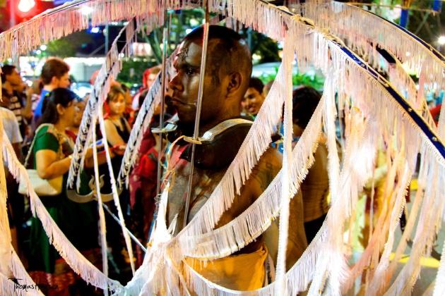 Thaipusam Hindu Festival Singapore 10