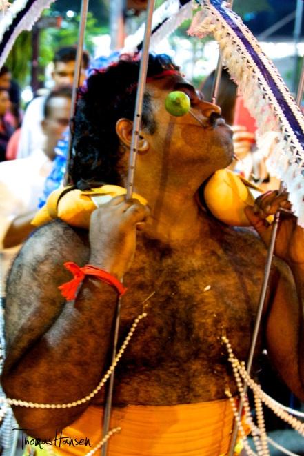 Thaipusam Hindu Festival Singapore 11