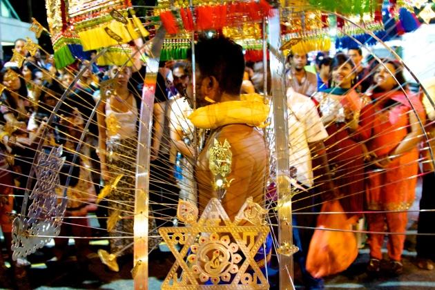 Thaipusam Hindu Festival Singapore 12