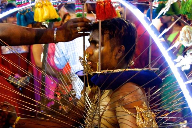 Thaipusam Hindu Festival Singapore 13
