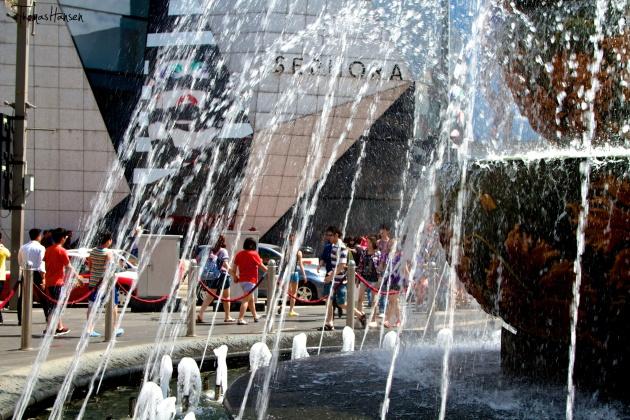 Bukit Bintang Shopping - Kuala Lumpur Malaysia 01