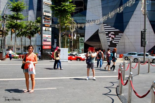 Bukit Bintang Shopping - Kuala Lumpur Malaysia 02