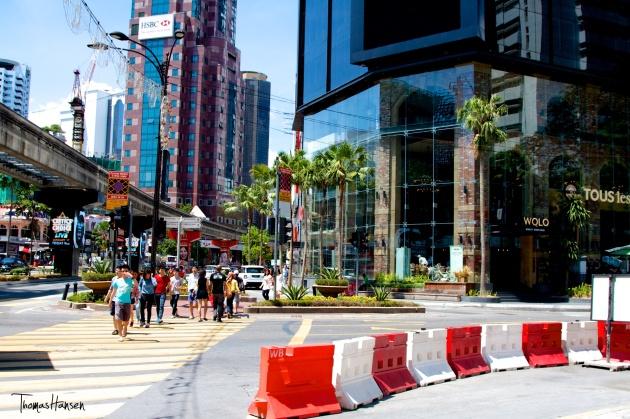 Bukit Bintang Shopping - Kuala Lumpur Malaysia 03