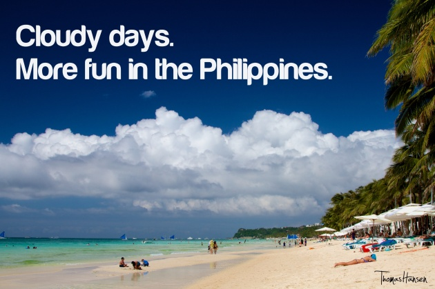 Cloudy Days - More Fun In The Philippines