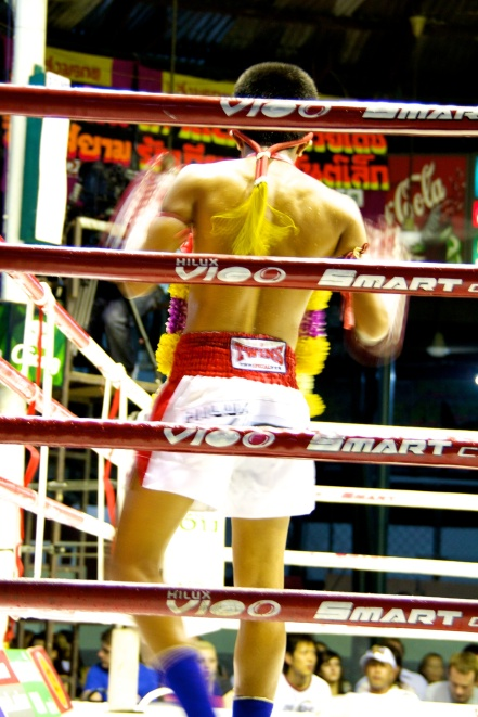 Fight Night at Lumpinee Boxing Stadium - Bangkok Thailand 03