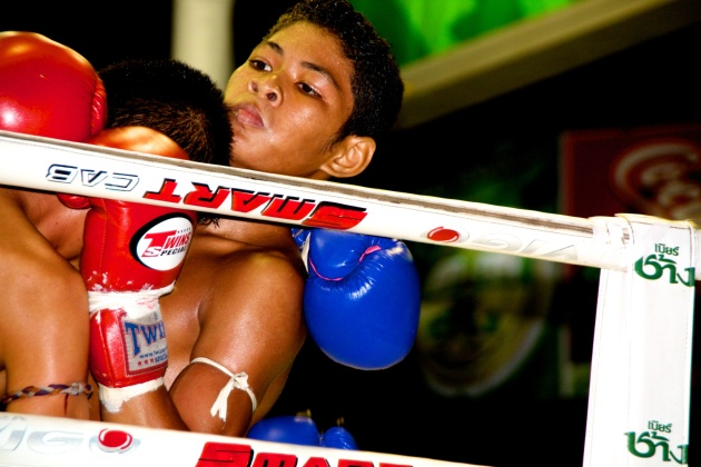 Fight Night at Lumpinee Boxing Stadium - Bangkok Thailand 04