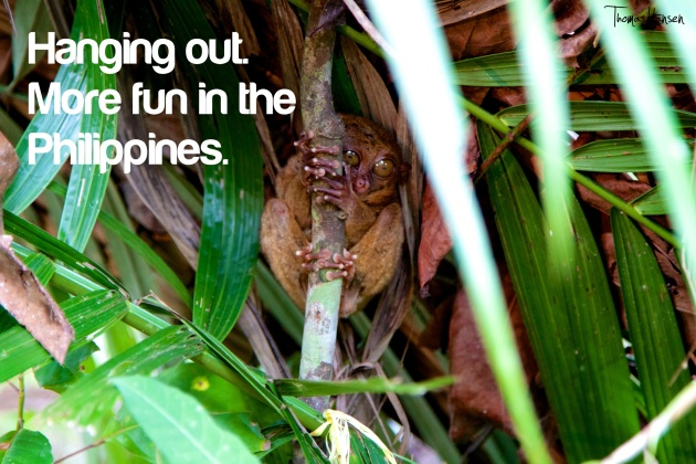 Hanging Out - More Fun In The Philippines