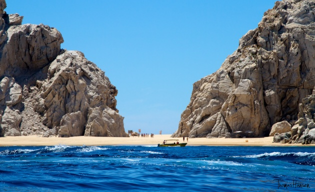 Lovers Beach - Cabo San Lucas Mexico