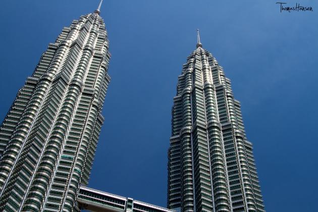Petronas Twin Towers - Kuala Lumpur Malaysia 04