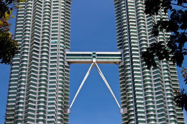 Petronas Twin Towers - Kuala Lumpur Malaysia 05