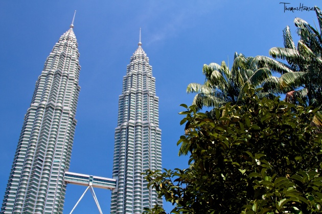 Petronas Twin Towers - Kuala Lumpur Malaysia 09