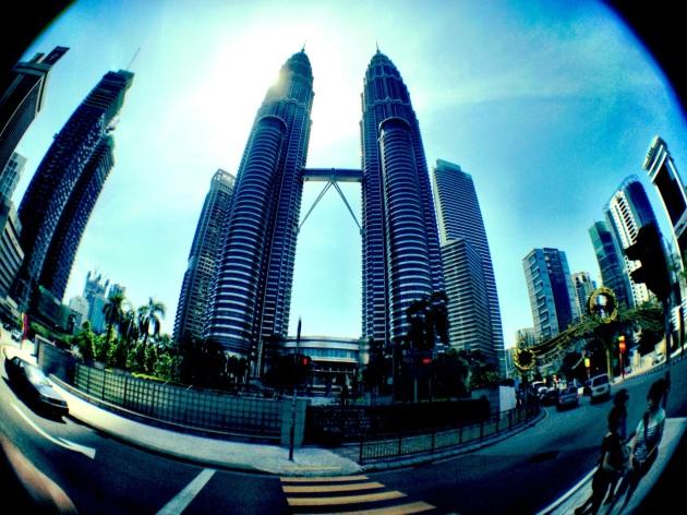 Petronas Twin Towers - Kuala Lumpur Malaysia 14