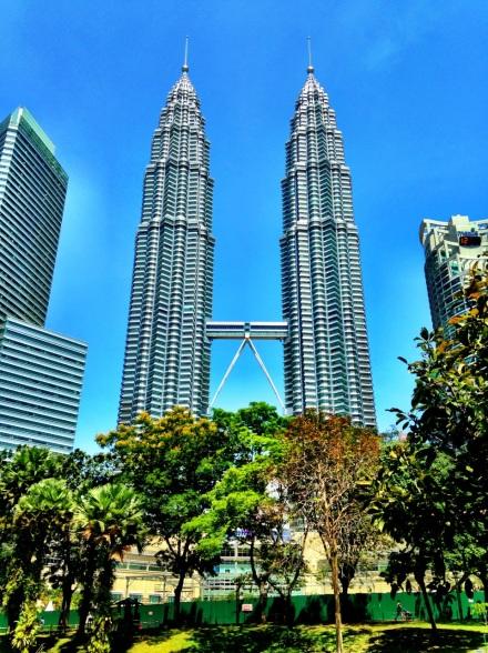Petronas Twin Towers - Kuala Lumpur Malaysia 18