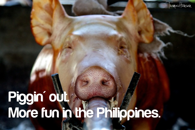 Piggin Out - More Fun In The Philippines