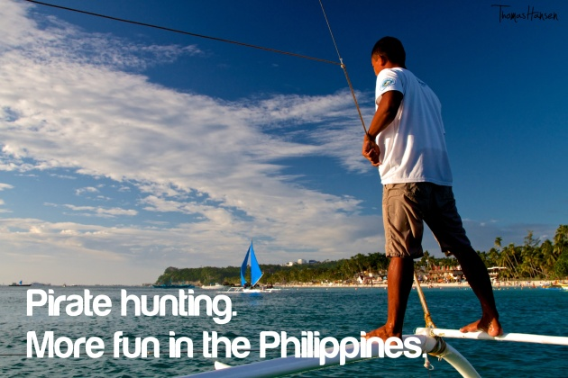 Pirate Hunting - More Fun In The Philippines