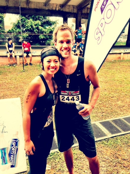 Post Race Commando Challenge Singapore