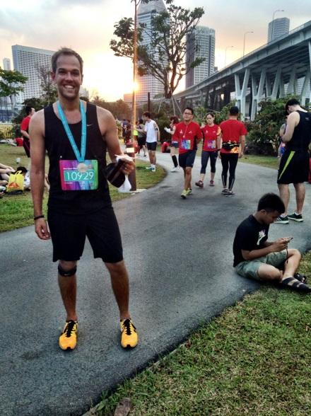 Singapore Marina Run 2014 01