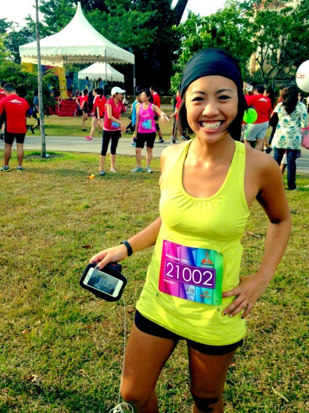 Singapore Marina Run 2014 03